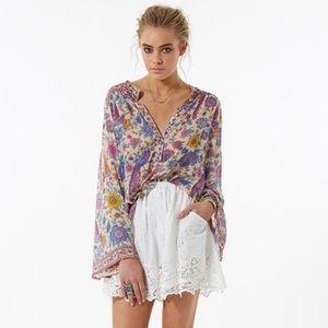 Spell Lovebird blouse